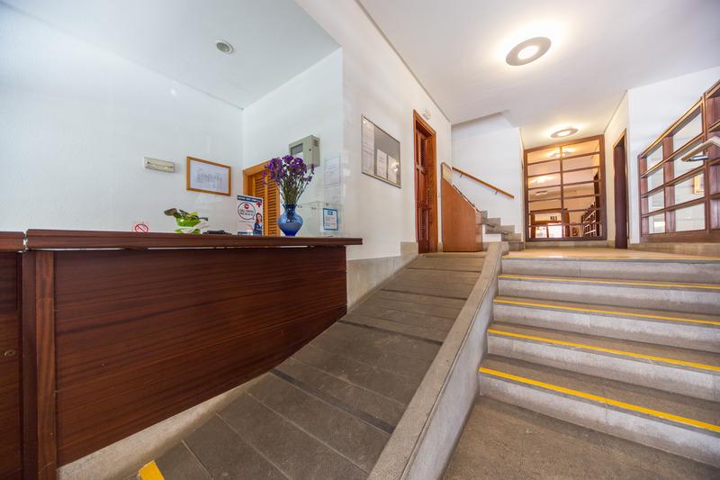 Lobby Apartamentos Carlos V