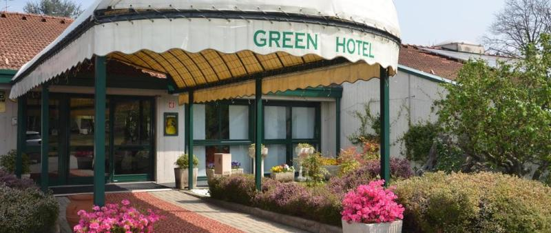 General view Green Hotel Motel