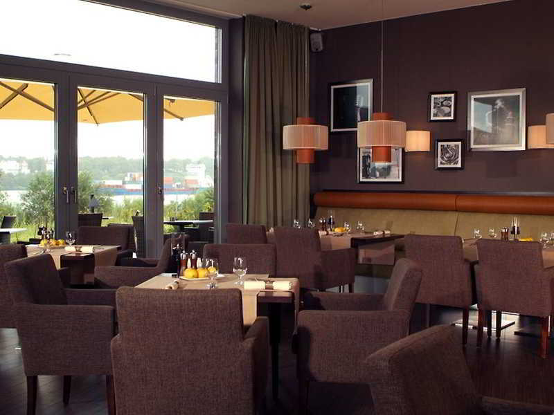Restaurant The Rilano Hotel Hamburg
