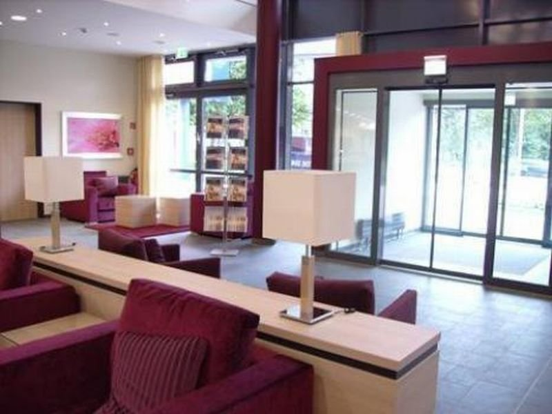 Lobby Welcome Hotel Paderborn