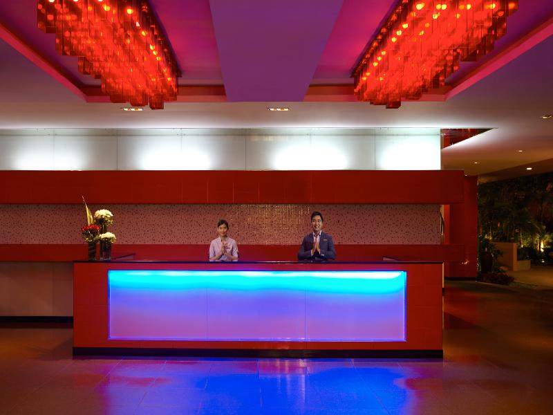 Lobby Nova Platinum Hotel