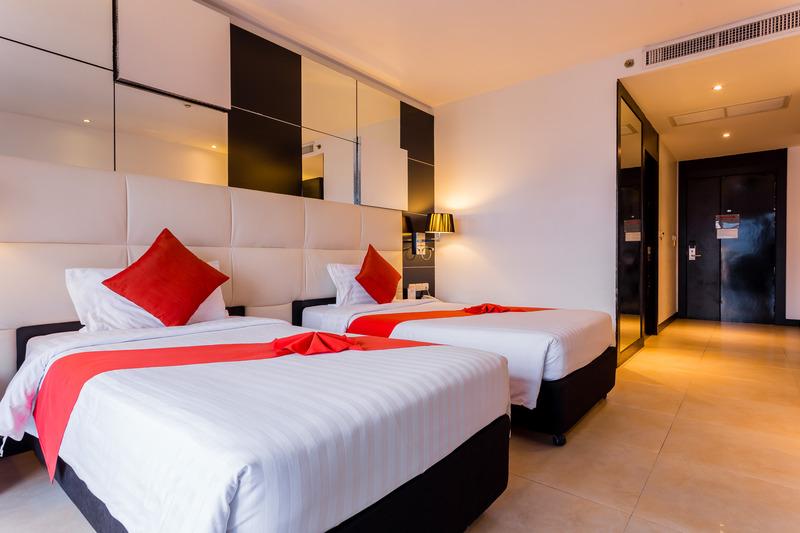Room Nova Platinum Hotel
