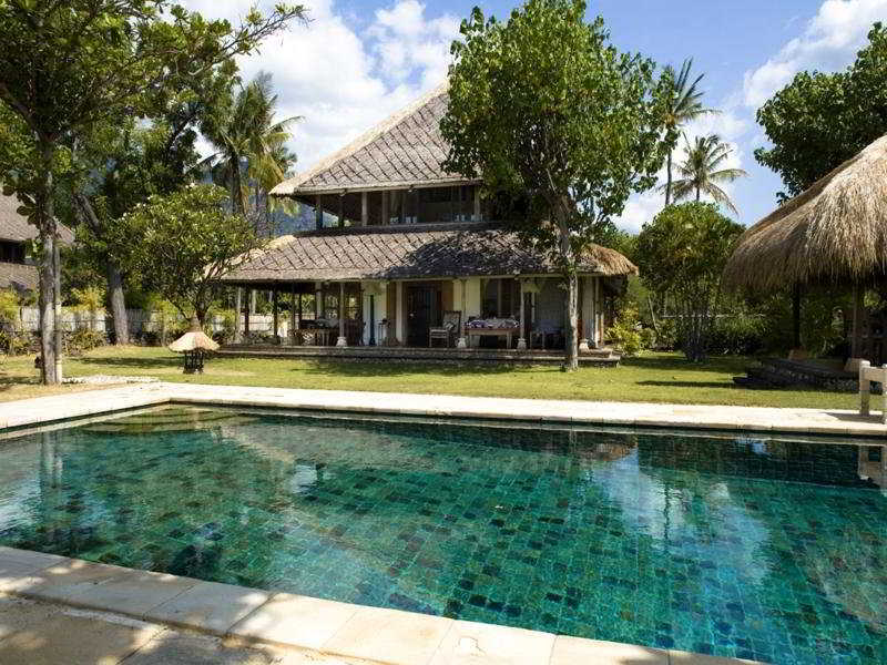 Pool Puri Ganesha Villas