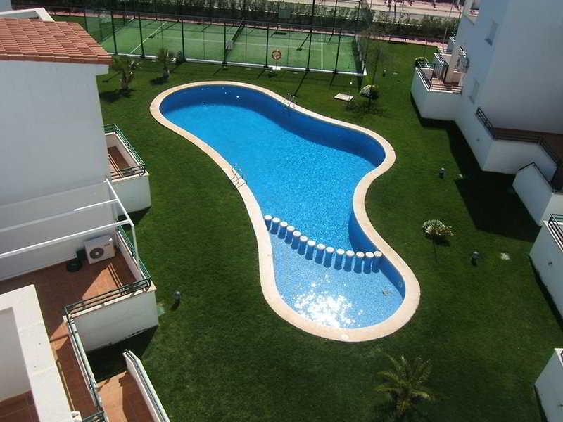 Pool Las Arenas Aptos