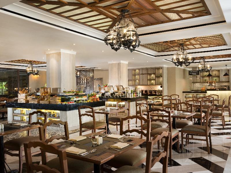 Restaurant Melia Purosani