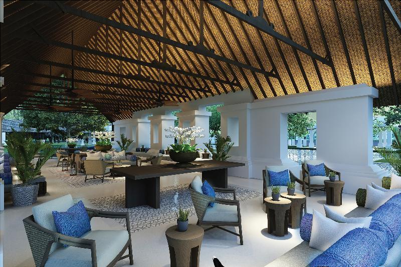 Terrace Novotel Bogor Golf Resort