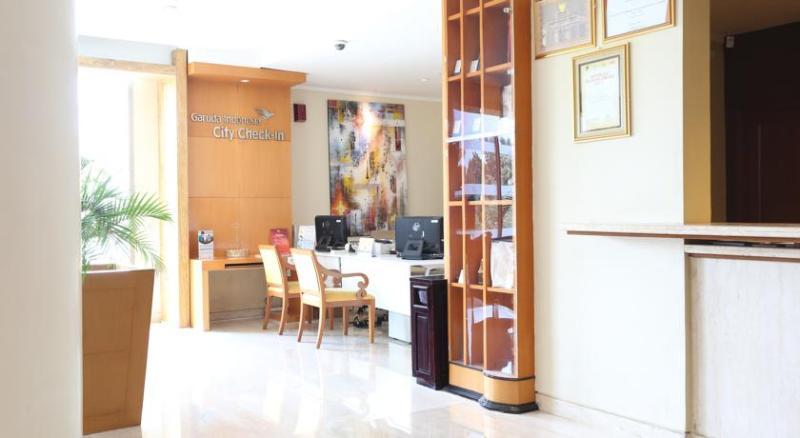 The Aryaduta Hotel Palembang - Sport - 4