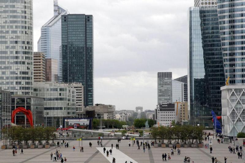 General view Fraser Suites Harmonie Paris La Defense
