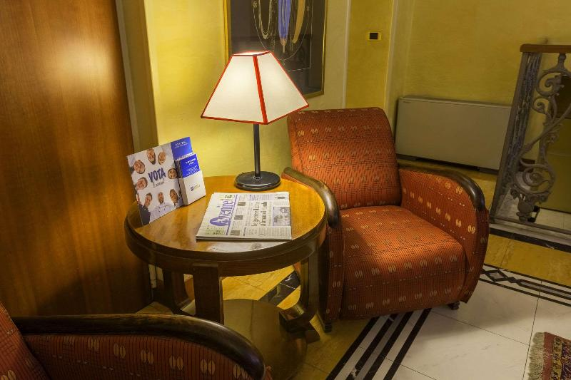 Lobby Best Western Art Deco