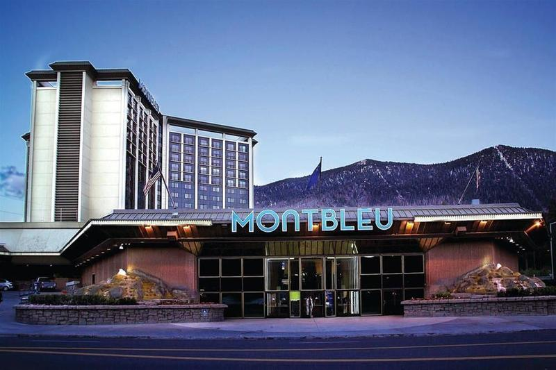 General view Montbleu Resort Casino And Spa