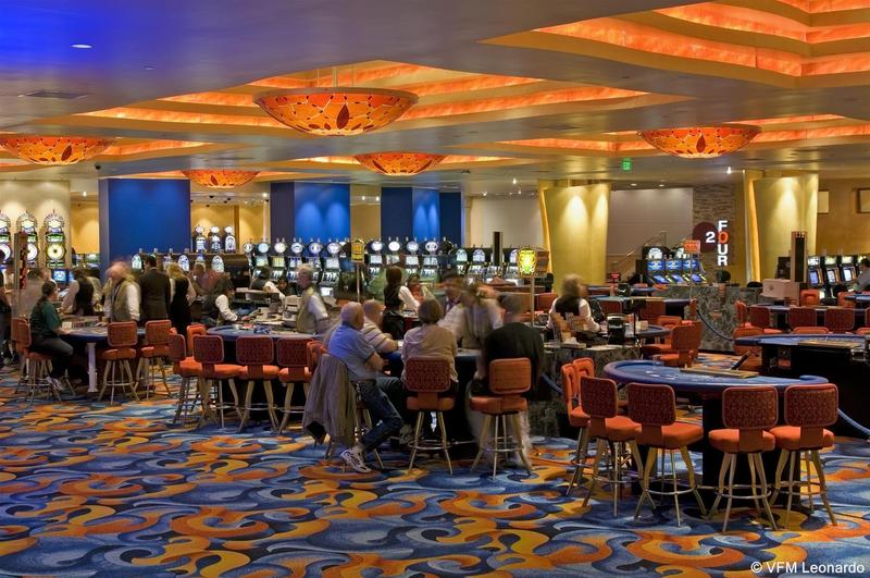 Sports and Entertainment Montbleu Resort Casino And Spa