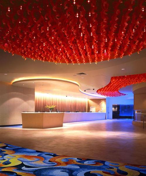 Lobby Montbleu Resort Casino And Spa