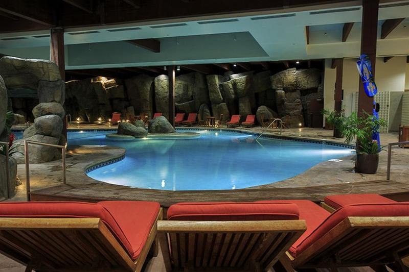 Pool Montbleu Resort Casino And Spa