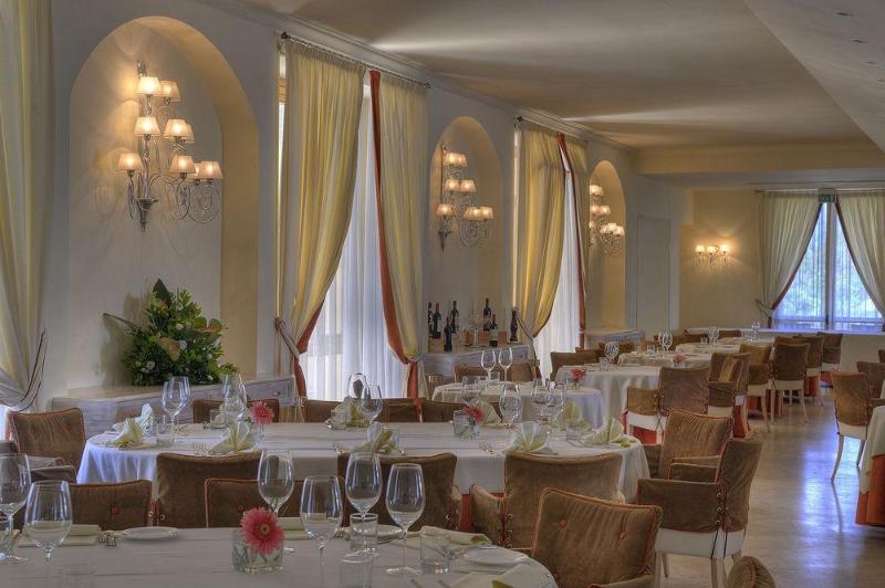 Restaurant Tombolo Talasso Resort
