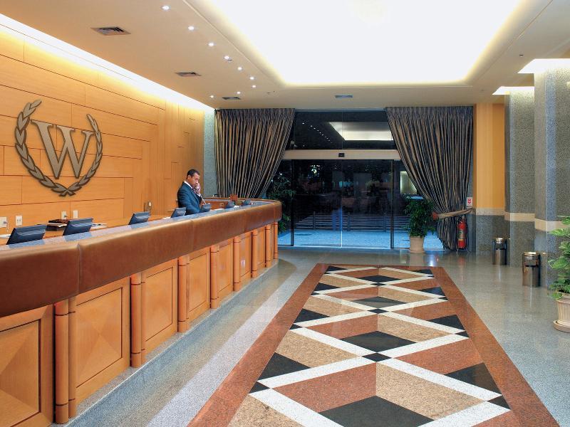 Lobby Windsor Guanabara