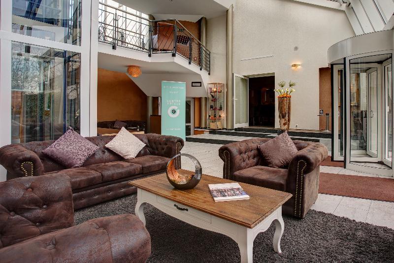 Lobby Centro Hotel Nürnberg