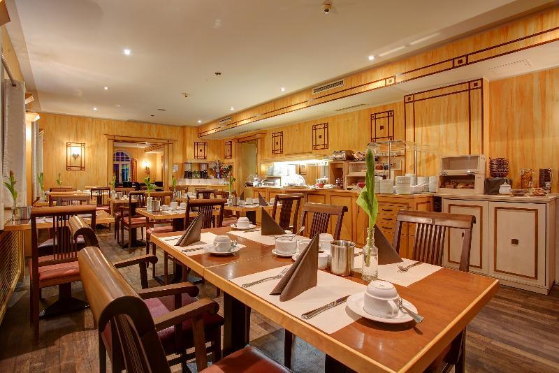 Restaurant Centro Hotel Nürnberg