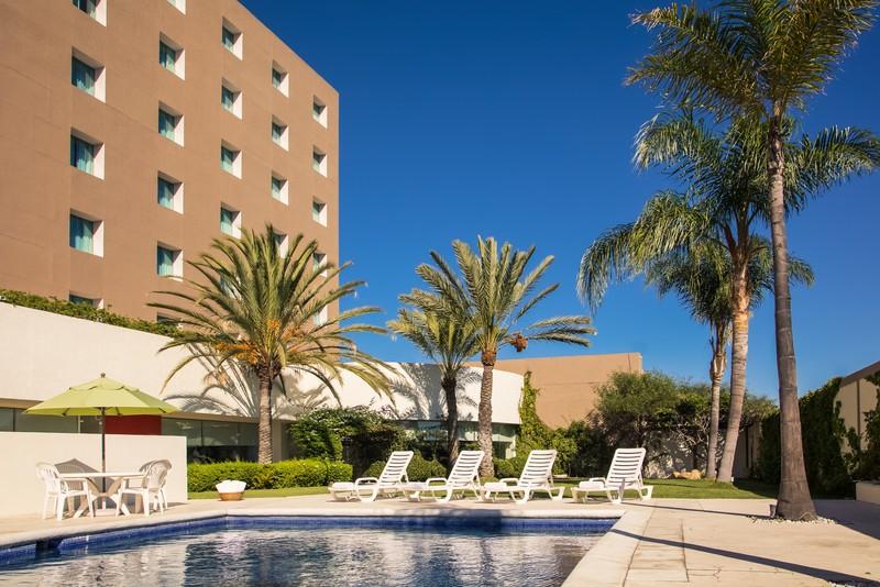Pool Fiesta Inn Tijuana Otay Aeropuerto