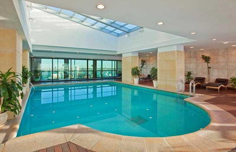 Pool Sheraton Montevideo