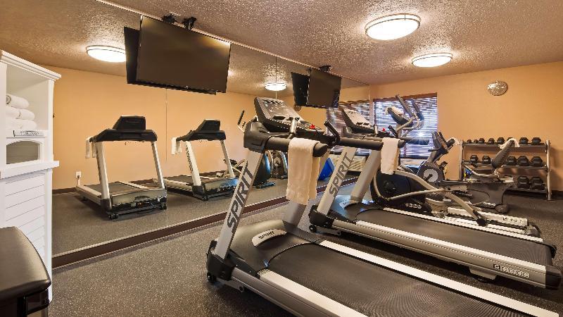 Sports and Entertainment Best Western Innsuites Hotel & Suites Albuquerque