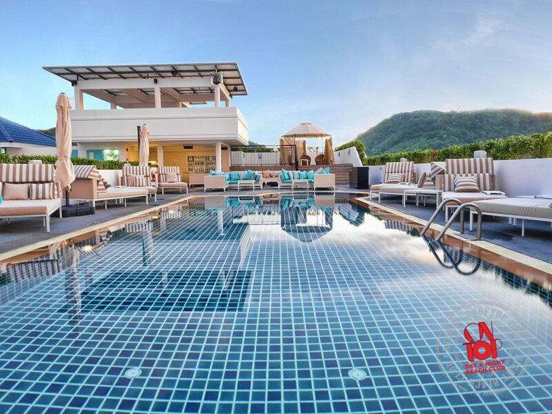 Terrace Swissotel Resort Phuket Patong Beach