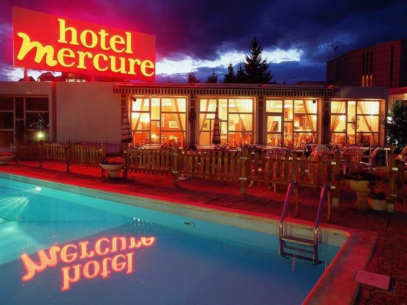 Mercure Annecy Sud - Hotel - 7