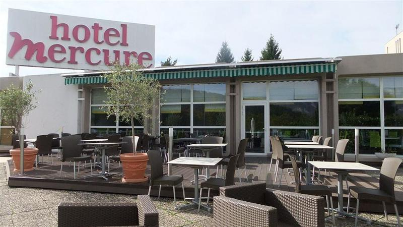 Mercure Annecy Sud - Restaurant - 15