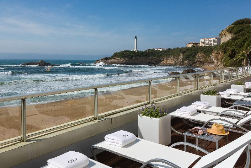 Pool Sofitel Biarritz Thalassa