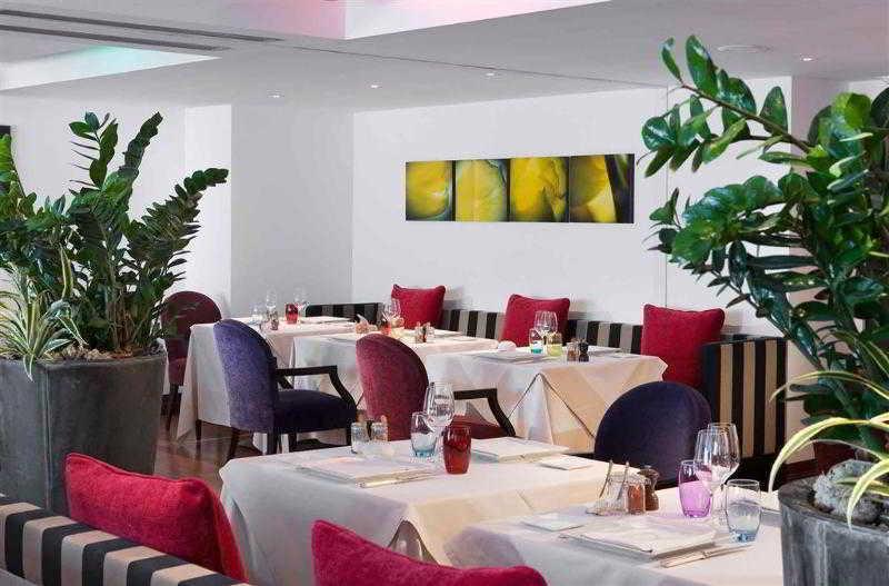 Restaurant Sofitel Biarritz Thalassa