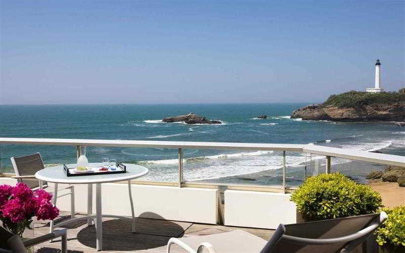 Terrace Sofitel Biarritz Thalassa