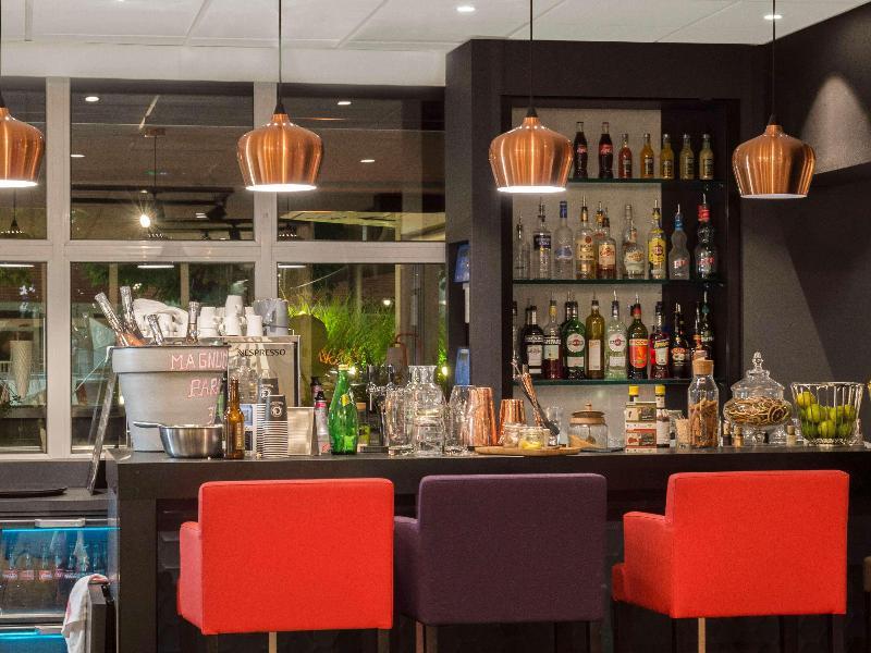 Bar Novotel Lyon Bron Eurexpo