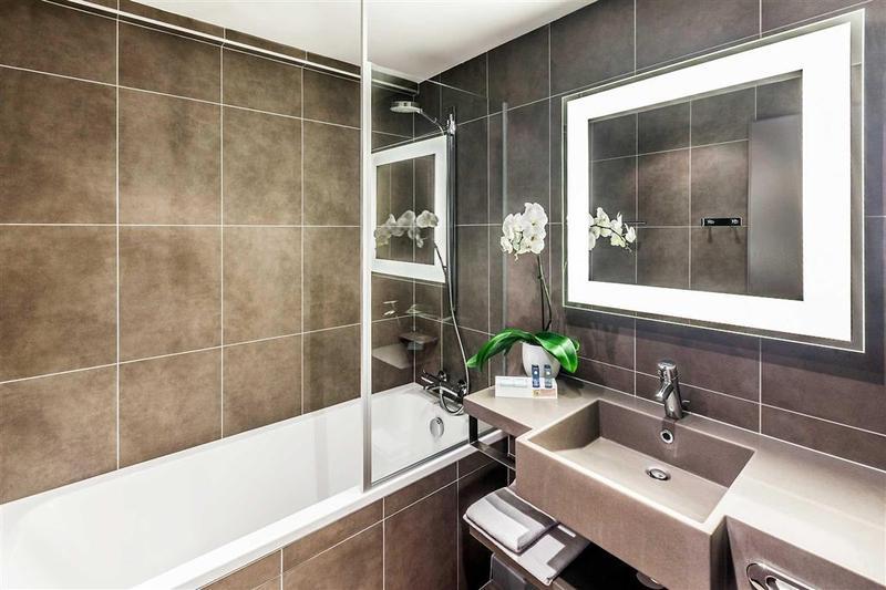Room Novotel Lyon Bron Eurexpo