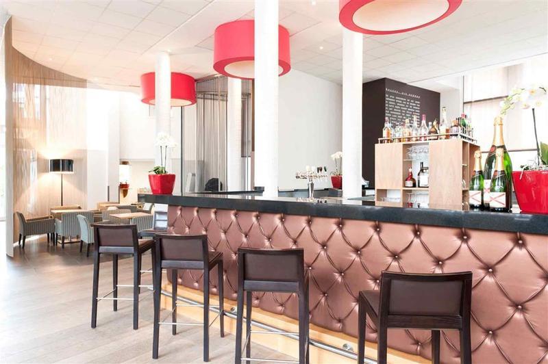 Bar Novotel Brugge Centrum