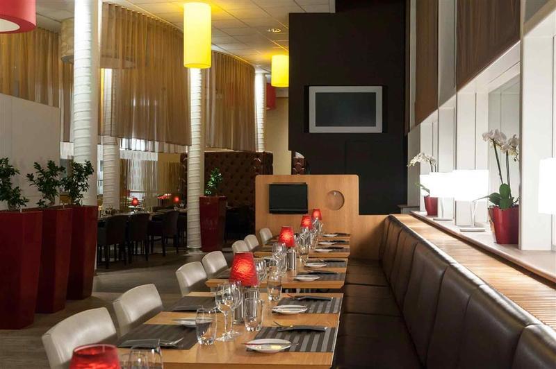 Restaurant Novotel Brugge Centrum