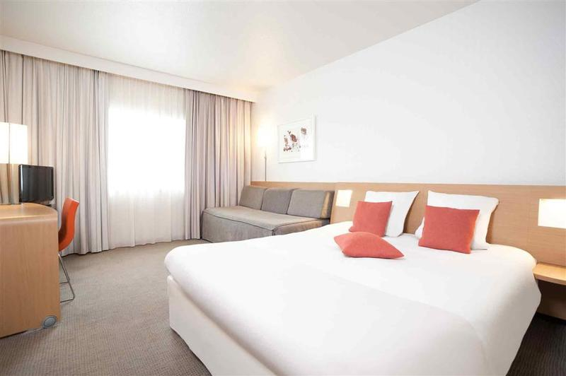 Room Novotel Brugge Centrum