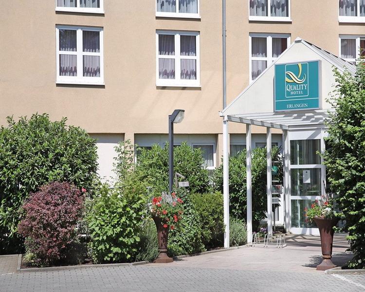 Quality Erlangen - Hotel - 5
