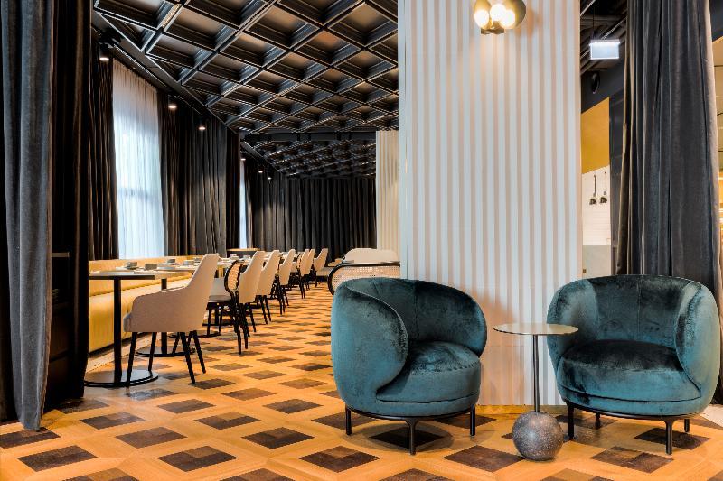 Lobby Hotel Am Konzerthaus Mgallery