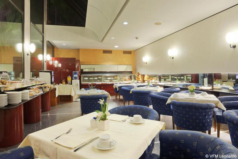 Holiday Inn Turin City Centre - Restaurant - 28