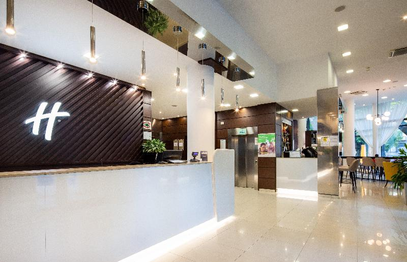 Holiday Inn Turin-corso Francia - General - 1