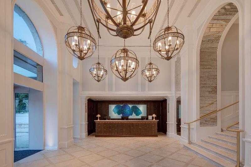 Lobby Hilton Imperial