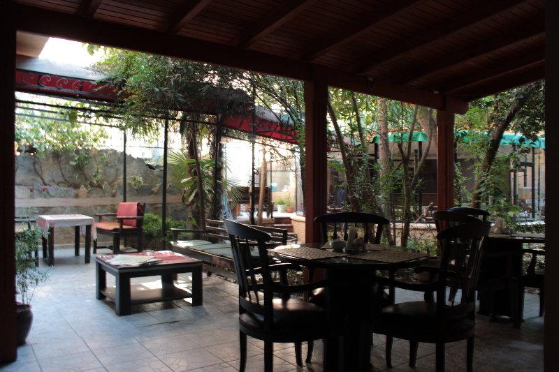 Terrace Charming Vezir
