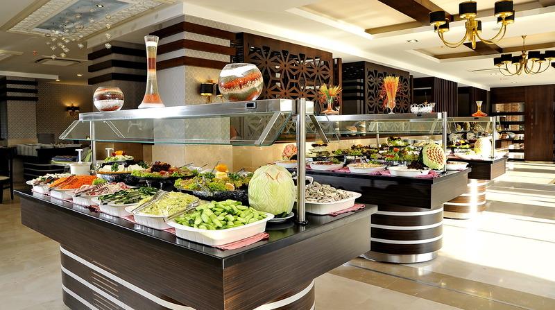 Restaurant Seaden Side Corolla