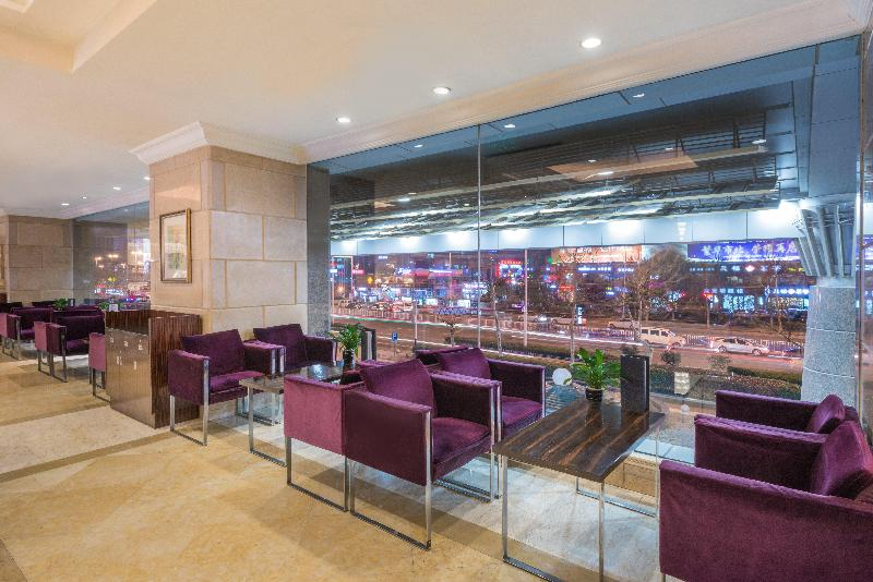 Bar Crowne Plaza Qingdao