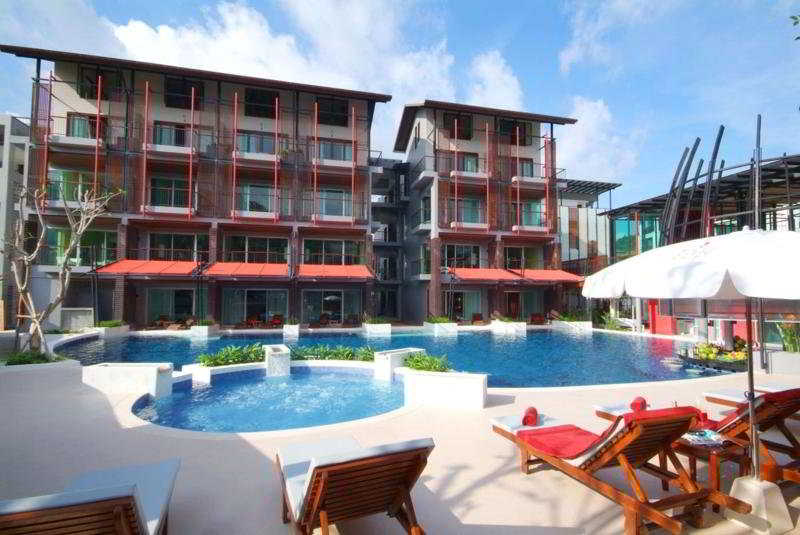 General view Red Ginger Chic Resort