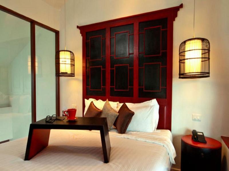 Room Red Ginger Chic Resort