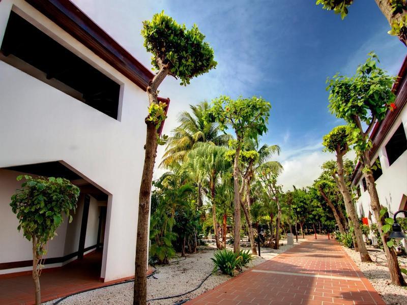 General view Plaza Resort Bonaire