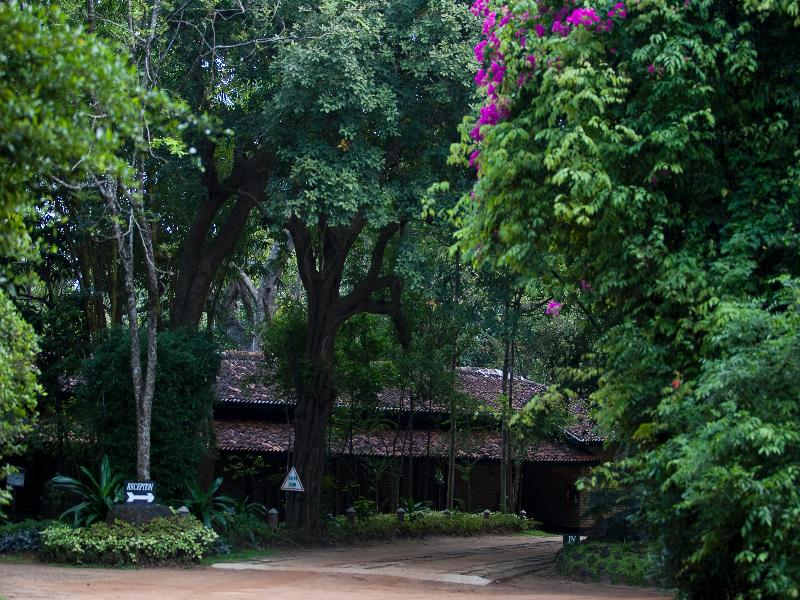 General view Hotel Sigiriya