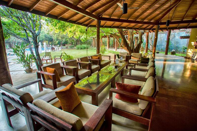 Lobby Hotel Sigiriya