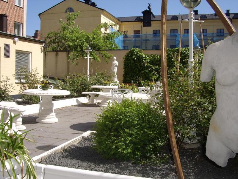Quality Hotel Grand, Kristianstad - Hotel - 5