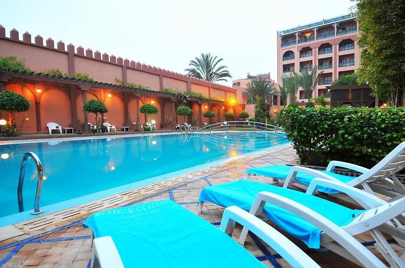 General view Diwane Marrakech
